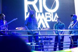 La banda colombiana Río Kumbia debuta con 'Sexy Girl'
