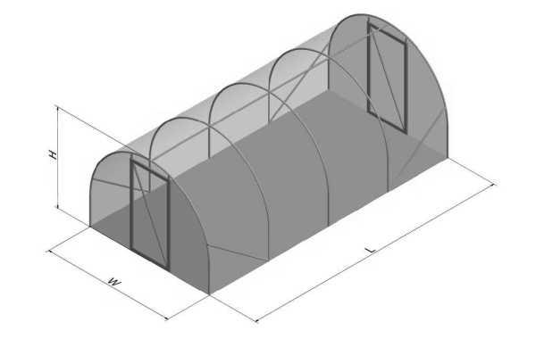 Tunele ogrodowe hobby