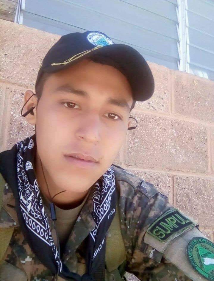 Pandilleros asesinan a un soldado de la 4° Brigada de Infantería