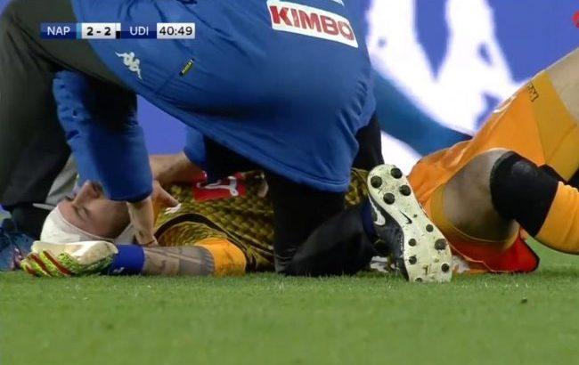 David Ospina se desploma durante un partido y es llevado al hospital
