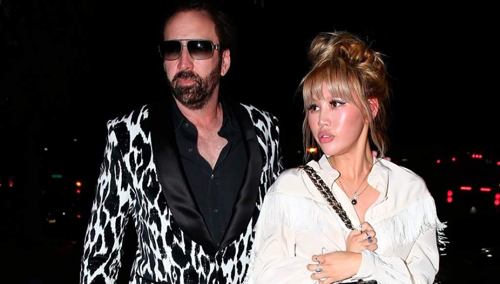 La esposa de cuatro días de Nicolas Cage pide manutención