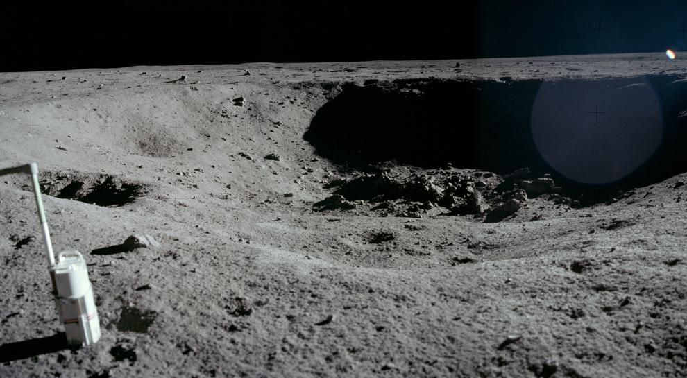 Resultado de imagen para La Luna se está encogiendo y tiembla constantemente, según un estudio