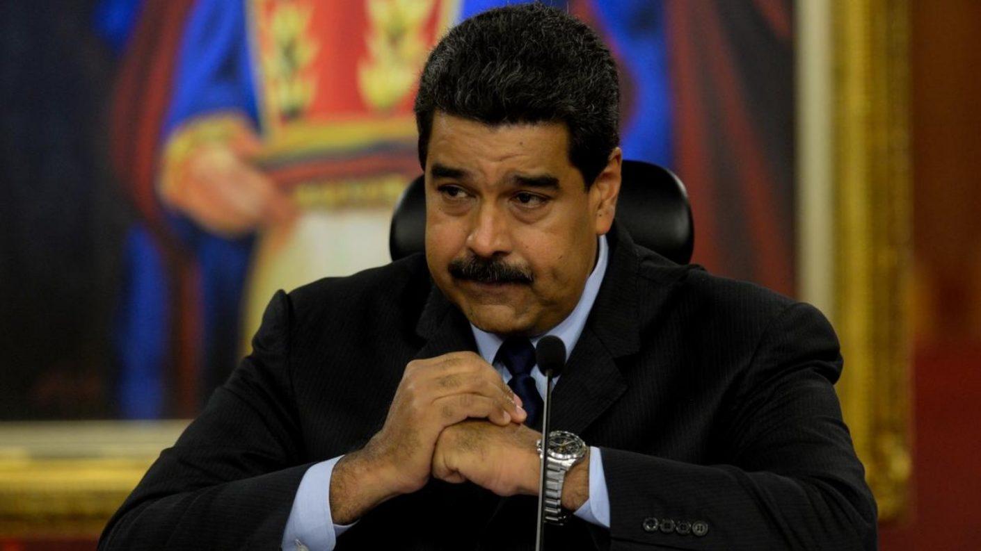 Univisión recupera entrevista completa de Jorge Ramos a Nicolás Maduro
