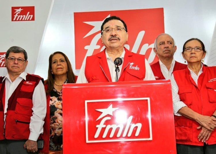 FMLN rechaza la decisión del presidente Bukele de romper relaciones con Saharaui
