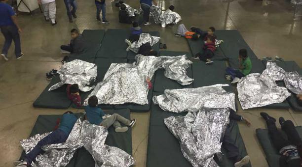 Ponen en cuarentena a 5 mil 200 migrantes