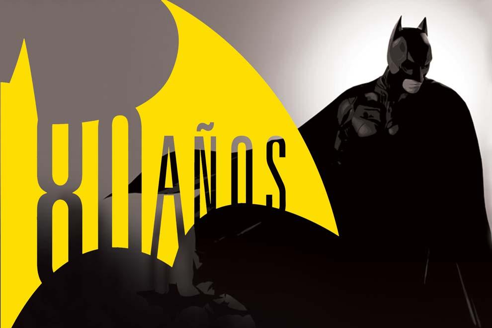 Emitirán 'Batiseñal' en CDMX por aniversario 80 de Batman