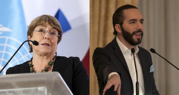 Bachelet denuncia restricciones a periodistas durante la pandemia