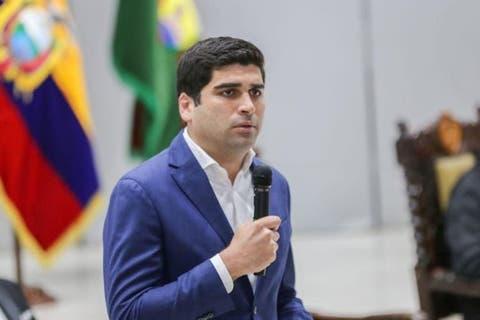 Renunció el vicepresidente de Ecuador en plena crisis por el coronavirus