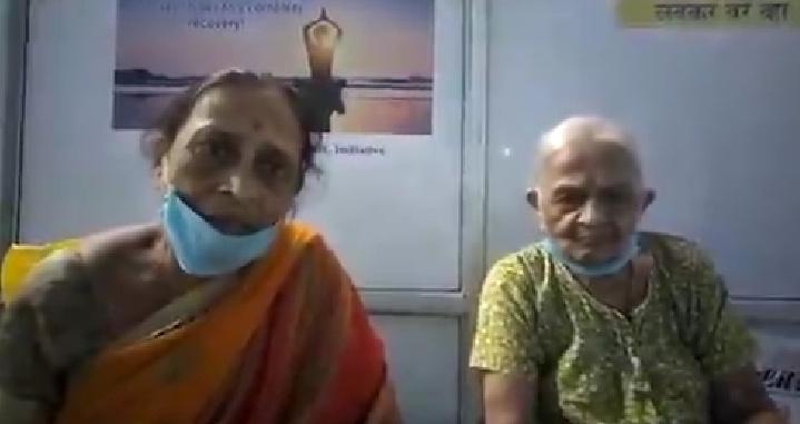 Mujer de 106 años venció al Covid-19 — India