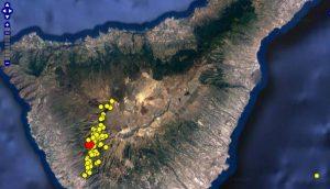 Erdbebenschwarm