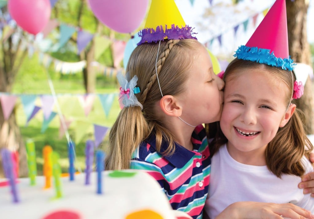 parenting tips handling party invitations