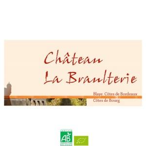 Château La Braulterie ORGANIC - AOC BLAYE CÔTES DE BORDEAUX