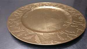 piatto oro