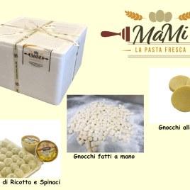 """Pasta Box """"Gnocchi"""""""