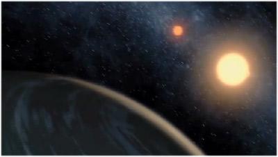 Planeta gemelo de la Tierra