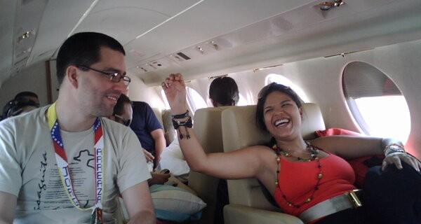 Venezolana de caracas cristina vigilante seguridad - 2 part 6