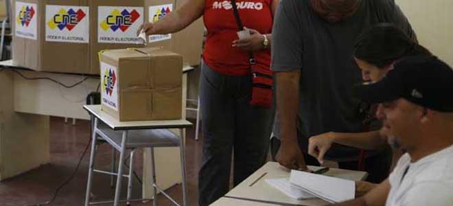 Dirigentes del PSUV usurparon el domingo 20 de julio el voto de otros militantes en cinco mesas de un colegio de Los Puertos. (Foto: Archivo)