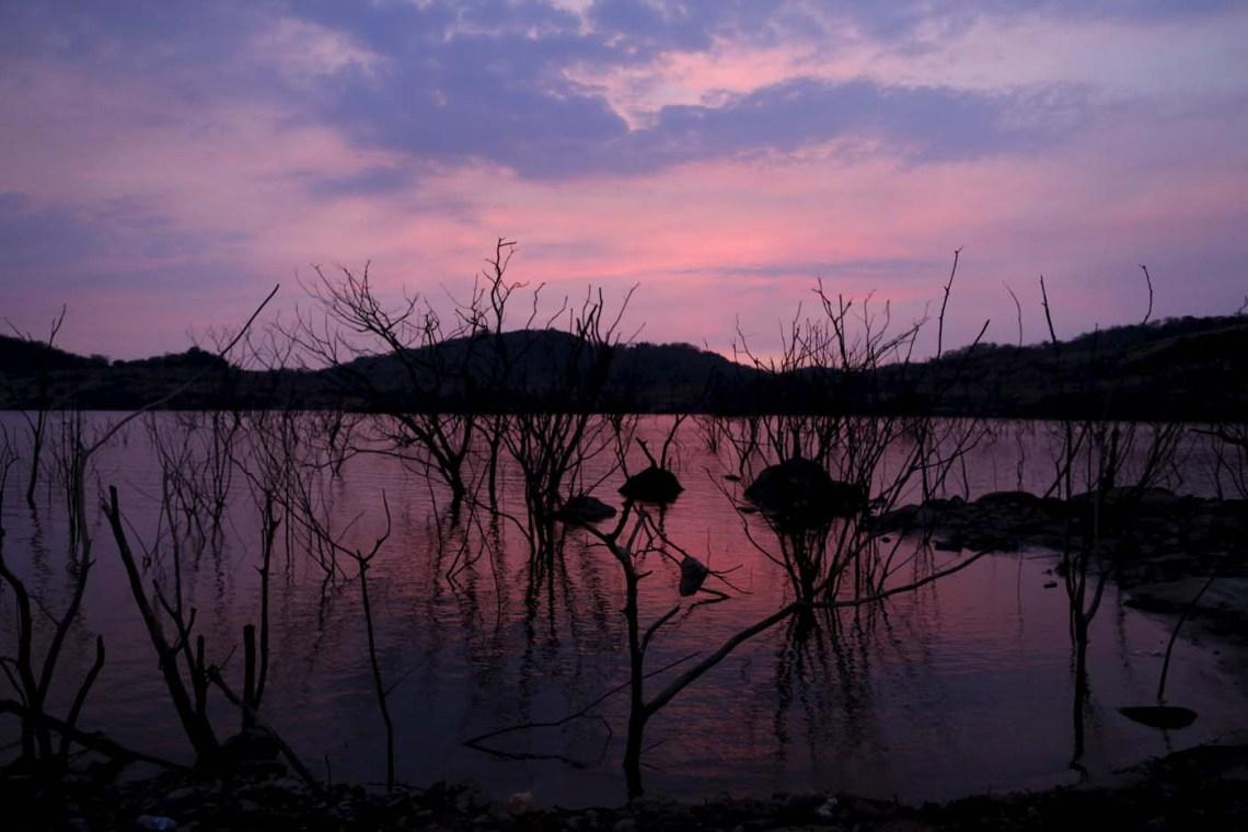 La represa del Guri (Foto Reuters)