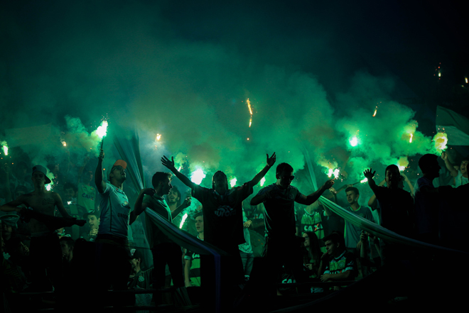Conmemoración en Chapeco a jugadores que murieron en accidente aéreo