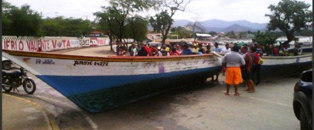 Pescadores de Juangriego