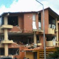 Una explosión deja dos heridos en Táchira