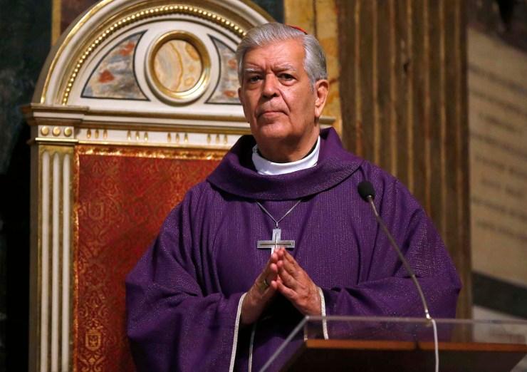 Foto: Cardinal Jorge Urosa Savino / Archivo