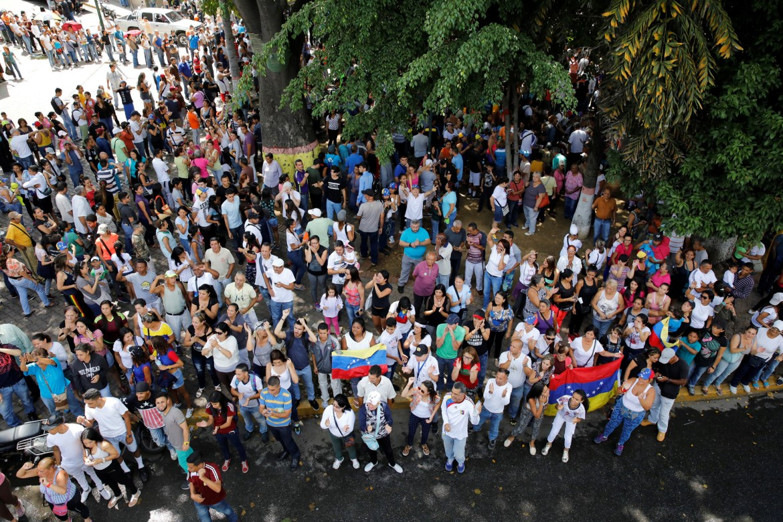 Foto: REUTERS/Carlos Garcia Rawlins