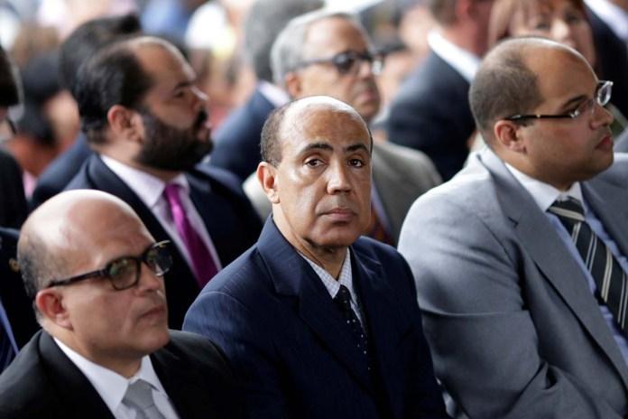 El magistrado Ángel Zerpa (REUTERS/ Ueslei Marcelino)