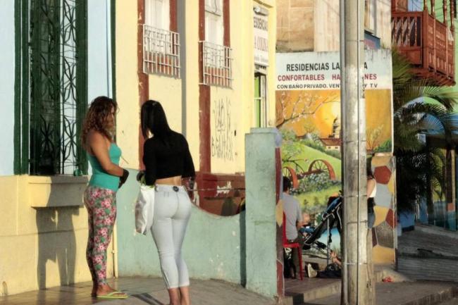 Cerca del 80% de las mujeres deportadas estarían ejerciendo la prostitución.(Foto: Archivo/VANGUARDIALIBERAL)