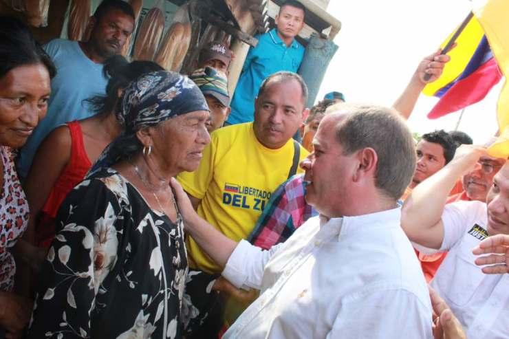 Candidato Juan Pablo Guanipa -     Guajira 14.09 (3)