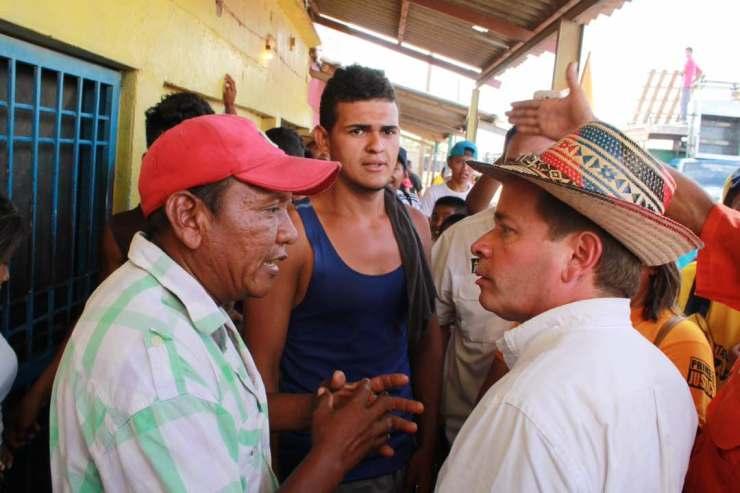 Candidato Juan Pablo Guanipa -     Guajira 14.09 (5)