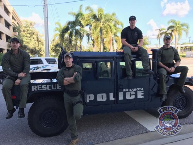 Foto: Sarasota Police Department 1 / Facebook