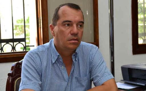 El alcalde del municipio venezolano de Campo Elías, Omar Lares.