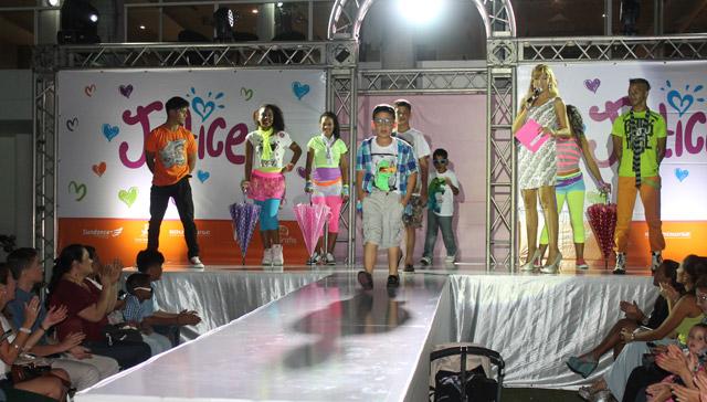 9373c54ef La Isla de Margarita se llenó de moda, color y música con la reconocida  marca de ropa para niñas y pre-teens que además de su expansión por el  mundo llegó a ...
