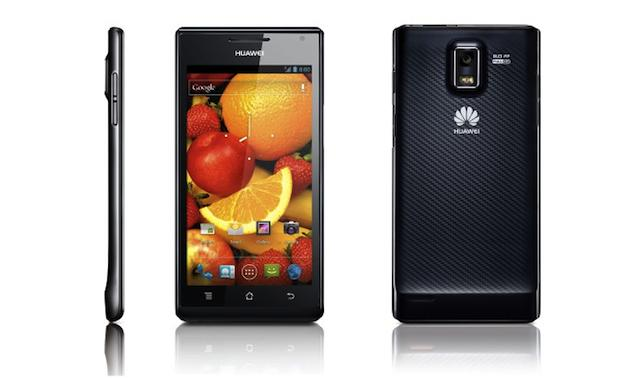 Root-Huawei-Ascend-P1