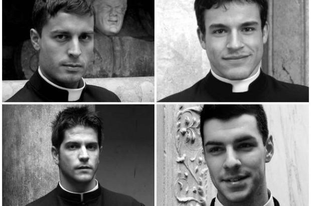Calendario Curas Vaticano 2019.Calendario Muestra Los Sacerdotes Mas Bellos Del Vaticano