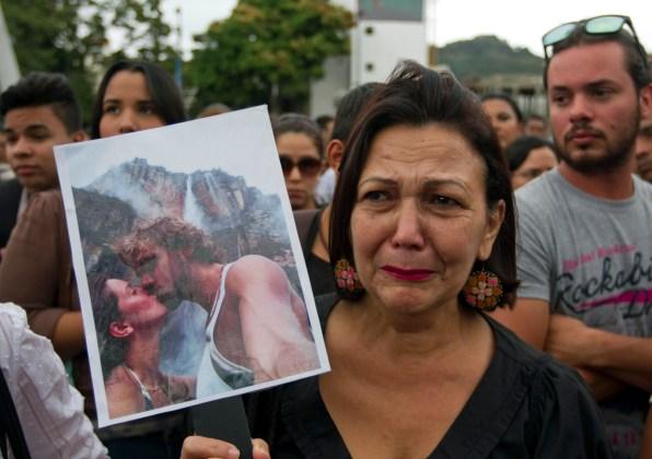 (Foto AP/Alejandro Cegarra)