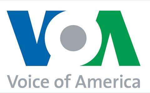 Voz de America - logo