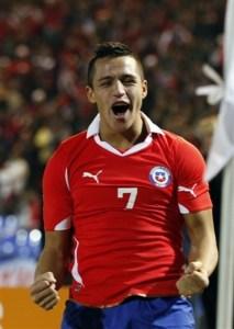 Copa America Chile Uruguay