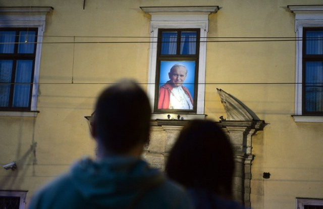 POLAND-VATICAN-RELIGION-POPE JOHN PAUL II