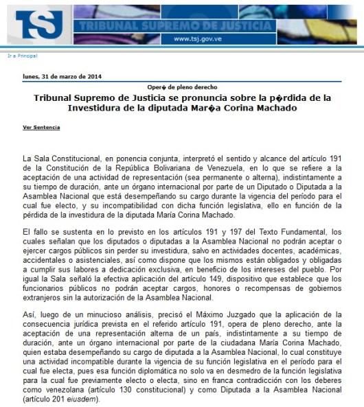 TSJ Sentencia1