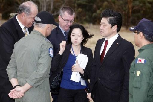 FOTO CPL NICCI FREEMAN / AUSTRALIAN DEFENCE / AFP