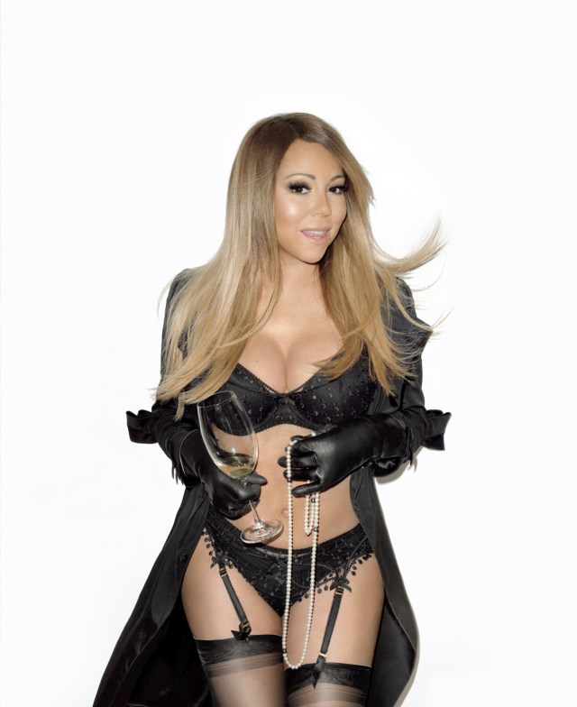Mariah Carey - Terry Richardson (2)