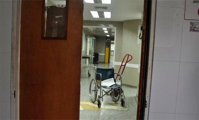 HOSPITAL CENTRAL 30/08/12 FOTO:RICARDO MARAPACUTO
