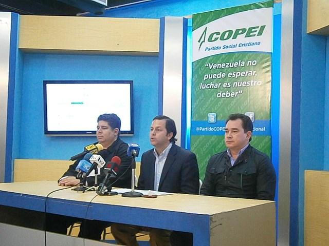 Foto Prensa Copei