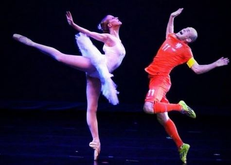 caidas de Robben