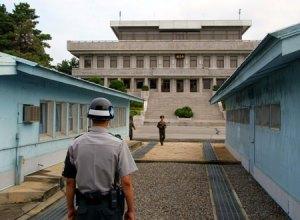 Frontera de las dos Corea (foto referencial)