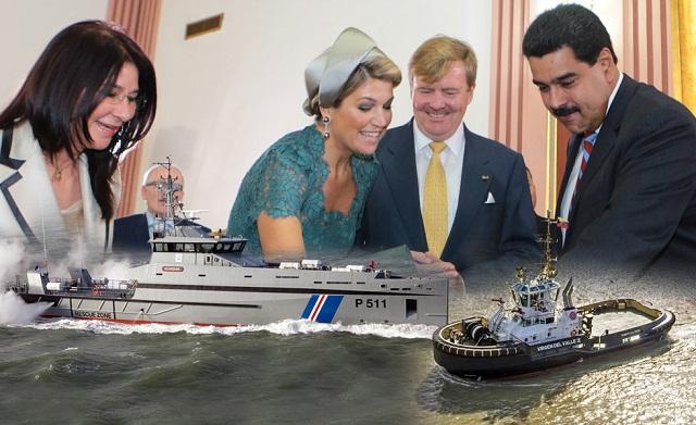 Armada Bolivariana - Página 4 ReyesHolandaMaduroBuques640