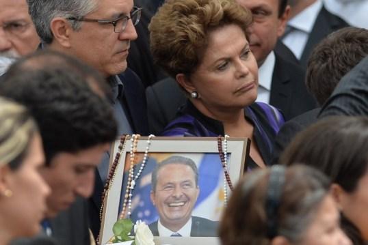 BRAZIL-POLITICS-AVIATION-ACCIDENT