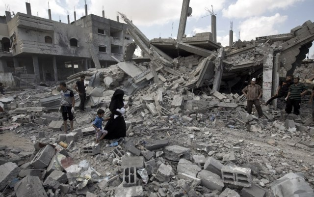FOTO MAHMUD HAMS / AFP